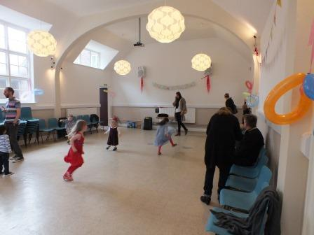 Church Hall Childrens Party